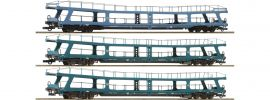 Roco 74097 3-tlg. Set Nr. 3 Autoreisezug Christoforus-Express DB | DC | Spur H0 online kaufen