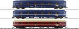 Roco 74129 Schlafwagen DB | Set | 3-tlg | DC | Spur H0 online kaufen