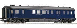 Roco 74431 Speise-/Gepäckwagen Plan D III NS | DC | Spur H0 online kaufen