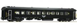Roco 74515 Reisezugwagen 1. Klasse VI SJ | DC | Spur H0 online kaufen