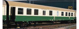 Roco 74805 Schnellzugwagen 2. Klasse m. Gepäckabteil DR | DC | Spur H0 online kaufen