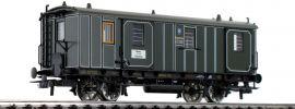 Roco 74902 Gepäckwagen K.Bay.Sts.B. | DC | Spur H0 online kaufen