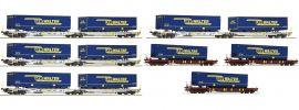 Roco 75901 7-tlg. Display LKW Walter AAE | DC | Spur H0 online kaufen