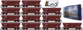Roco 76150 Selbstentladewagen-Set 12-tlg. Falns | RBH | DC | Spur H0 kaufen