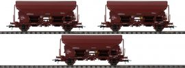 Roco 76177 3-tlg. Set Schwenkdachwagen Tds der ZSSK | Spur H0 online kaufen