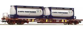 Roco 76230 Taschenwagen T3 Sdgmns 33 AAE | Spur H0 online kaufen