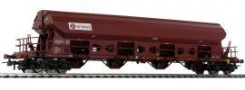 Roco 76412 Schwenkdachwagen Tadns ERMEWA | DC | Spur H0 online kaufen