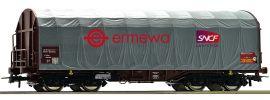 Roco 76450 Schiebeplanenwagen Shimms Ermewa | DC | Spur H0 online kaufen