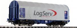 Roco 76451 Schiebeplanenwagen Shimmns LogServ | DC | Spur H0 online kaufen