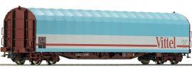Roco 76453 Schiebeplanenwagen Vittel SNCF | DC | Spur H0 online kaufen