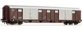 Roco 76496 Gedeckter Güterwagen Gabs FS | DC | Spur H0 online kaufen