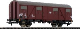 Roco 76614 Gedeckter Güterwagen mit Schlussbeleuchtung DB | AC | Spur H0 online kaufen