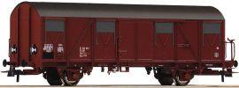 Roco 76611 Ged. Güterwagen Gos DR | DC | Spur H0 online kaufen