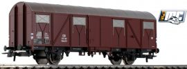 Roco 76612 Ged. Güterwagen Glmhs 50 mit Schlussbel. DB | Nr.1 | Spur H0 online kaufen