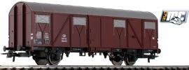 Roco 76613 Ged. Güterwagen Glmhs 50 mit Schlussbel. DB | Nr.2 | Spur H0 online kaufen
