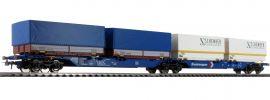 Roco 76633 Doppeltragewagen Sggmrs DB | DC | Spur H0 online kaufen