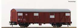 Roco 76674 Gedeckter Güterwagen DB | DC | Spur H0 online kaufen