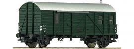 Roco 76681 Güterzugbegleitwagen ÖBB | DC | Spur H0 online kaufen