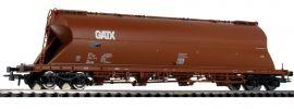 Roco 76705 Staubsilowagen Uacs GATX | DC | Spur H0 online kaufen