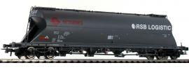 Roco 76707 Staubsilowagen Uacs RSB Logistic ERMEWA | DC | Spur H0 online kaufen