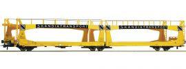 Roco 76839 Autotransportwagen Skandiatransport NSB | DC | Spur H0 online kaufen