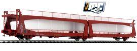 Roco 76847 Autotransportwagen TA379 STVA SNCF | DC | Spur H0 online kaufen