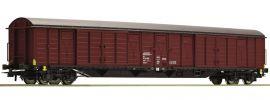 Roco 76858 Gedeckter Güterwagen Gabs ÖBB   DC   Spur H0 online kaufen