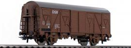 Roco 76896 Gedeckter Güterwagen Gs DSB | DC | Spur H0 online kaufen