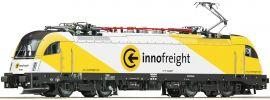 Roco 79487 E-Lok BR 541 002-6 Innofreight der SZ | AC Sound | Spur H0 online kaufen