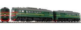 Roco 79795 Doppelpackung Diesellok 2M62 RZD | AC-SOUND | Spur H0 online kaufen