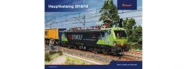 Roco 80118 Hauptkatalog 2018/19 deutsch | Spur H0 + H0e online kaufen