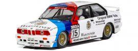 SCALEXTRIC C4040 BMW E30 M3 DTM 1989 Champion | Slot Car 1:32 online kaufen