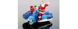 Schuco 05693 Piccolo Zündapp Bella mit Beiwagen Weihnachten 2007 in Metallbox 1:43 | B-WARE online kaufen