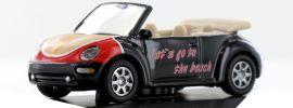 Schuco 25078 VW New Beetle Cabrio | BEACH | Modellauto 1:87 online kaufen