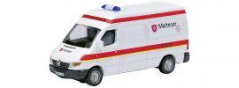 Schuco 25418 Mercedes-Benz Sprinter Malteser Modellauto 1:87 online kaufen