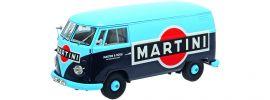Schuco 450028500 VW T1 Kasten Martini | Automodell 1:18 online kaufen