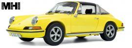 Schuco 450036400 Porsche 911 S Targa, gelb | MHI Edition | Modellauto 1:18 online kaufen