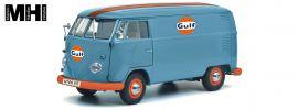 Schuco 450036800 VW T1b Kastenwagen Gulf | MHI Edition | Modellauto 1:18 online kaufen