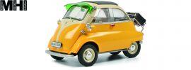 Schuco 450041300 BMW Isetta mit Sonnenblende | MHI | Automodell 1:18 online kaufen