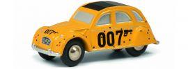 Schuco 450151700 Piccolo Citroen 2CV gelb 007 | Auto-Modell 1:87 online kaufen