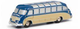 Schuco 450153700 Setra S8 beige-blau | Piccolo Busmodell 1:90 online kaufen