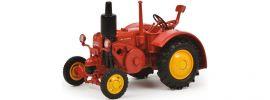 Schuco 450284700 K.L. Bulldog rot   Traktormodell 1:43 online kaufen