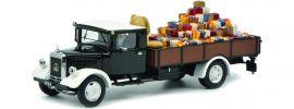 Schuco 450310400 MB LO 2750 Weihnachtstruck | LKW-Modell 1:43 online kaufen