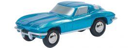 Schuco 450566000 Picollo Chevrolet Corvette Stingray, blau met. Modellauto 1:90 online kaufen