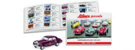 Schuco 450607000 Piccolo Set Sammlerkatalog m. Rolls-Royce Automodell 1:90 online kaufen