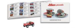 ausverkauft | Schuco 450607100 Set Piccolo Sammler-Katalog 1994-2014 | limitiert | mit VW Buggy 1:90 online kaufen