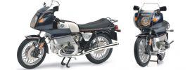 Schuco 450650800 BMW R 100 RS blau   Motorradmodell 1:10 online kaufen