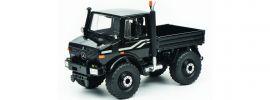 Schuco 450772300 Mercedes Benz Unimog U1600 schwarz | Landwirtschaftsmodell 1:32 online kaufen