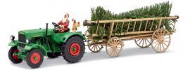 Schuco 450782300 Deutz F3 Weihnachten 2020 | Traktormodell 1:32 online kaufen