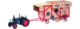 Schuco 450898900 Lanz Bulldog mit Dreschmaschine | Landwirtschaftsmodell 1:32 online kaufen